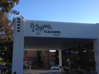 Virginia Cleaners, Art Deco from 1906