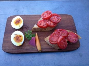 Breakfast at Bartavelle