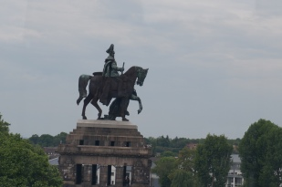 Monument to Kaiser Wilhelm I