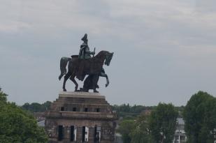Monument to Kaiser Wilhelm I