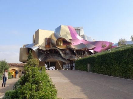 City of Wine at Marques de Riscal
