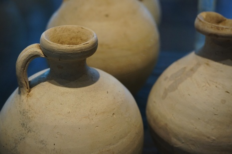 Clay pots found under Richard Strauss Strasse