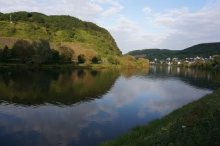 Moselle River, Cochem, Germany
