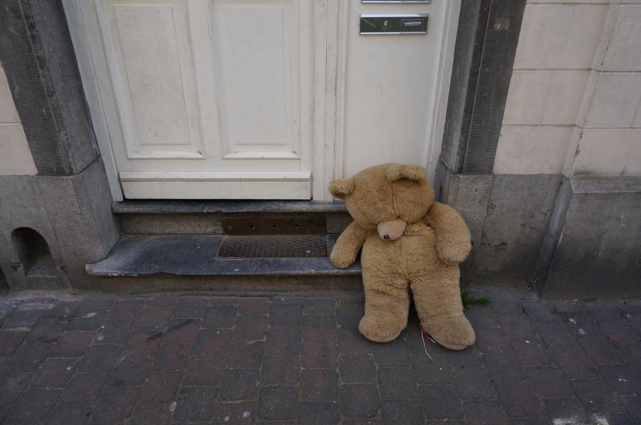 Tired Teddy