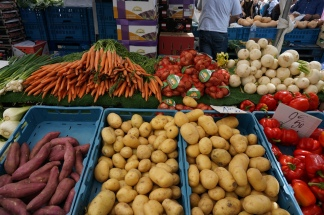 Farm-fresh produce