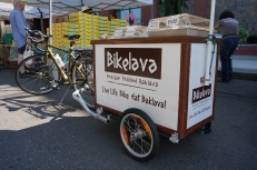 Baklava on a bike - how great is that?!