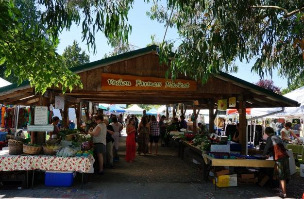 Vashon Farmer's Market