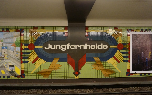 Jungfernheide station