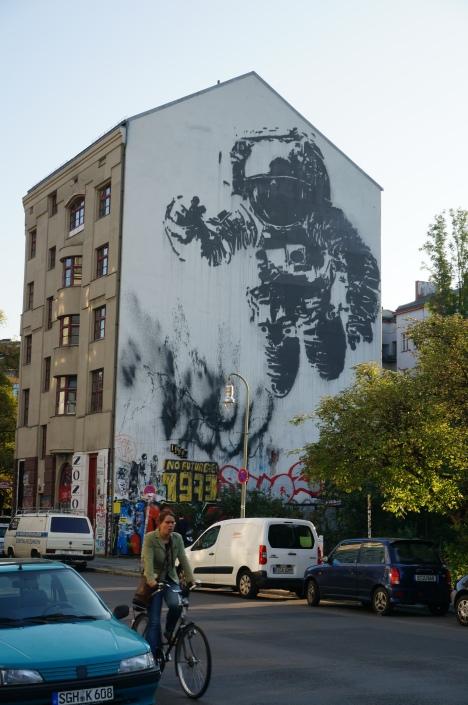 Victor Ash, in Kreuzberg