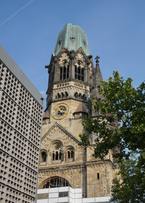 Kaiser Wilhelm Memorial Church, Berlin