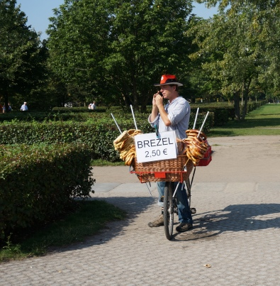 Pretzels on Bicycles - Berlin