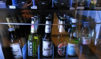 Vending machine beer - Berlin
