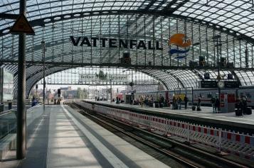 Berlin's Hauptbahnhof