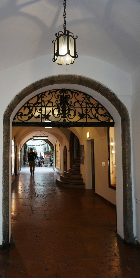 Passageway in the Altstadt