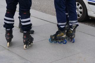 Roller Cops