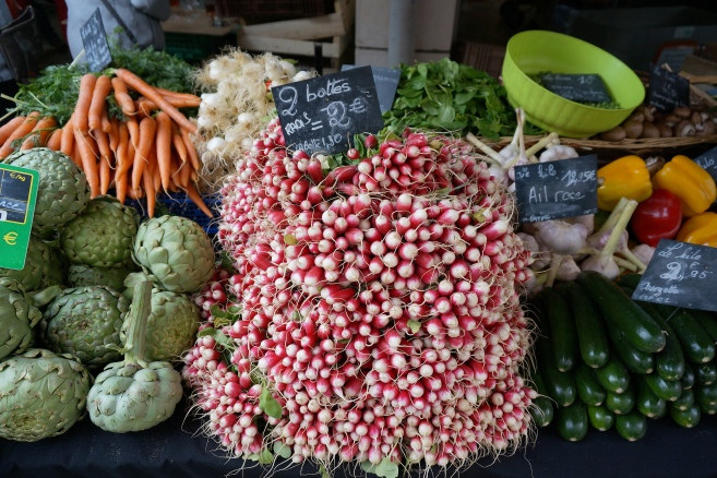 Wow! The best radishes you'll find anywhere!