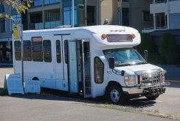 Free shuttle to Admiral or Alki Beach