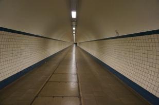 Antwerp tunnel vision