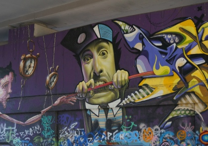 Antwerp skate park