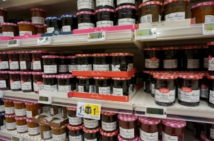 Some preserves for your morning baguette