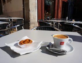 A sunny spot in Porto