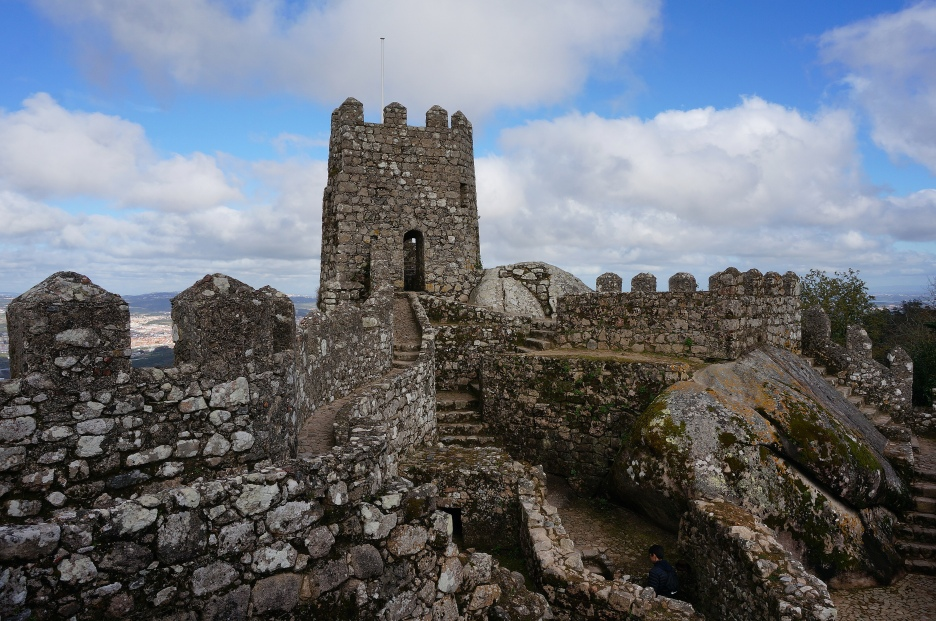 Castle of the Moors, built in the 8th century
