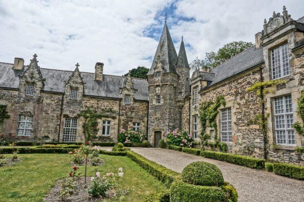 Chateau in Rochefort-en-Terre