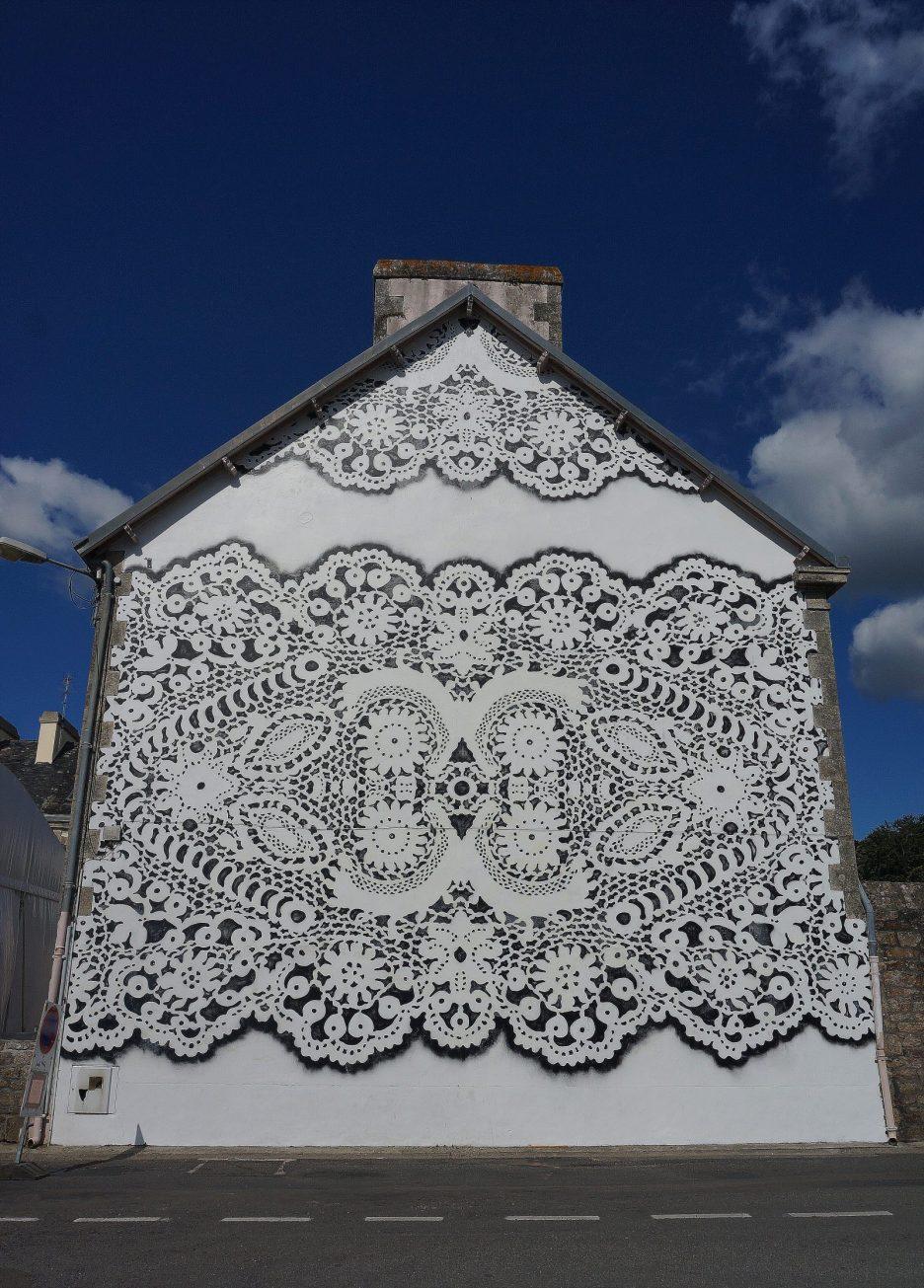 Breton Lace in Loctudy