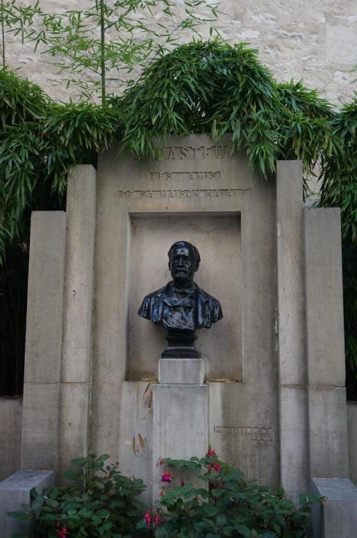 Native son, Louis Pasteur