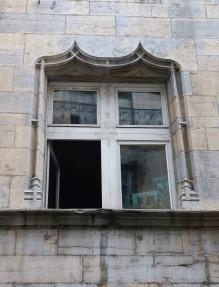 Typical Bisontine window arches