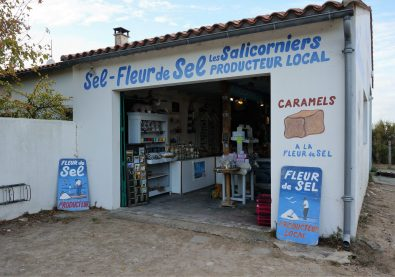 Great sea salt from Ile de Re