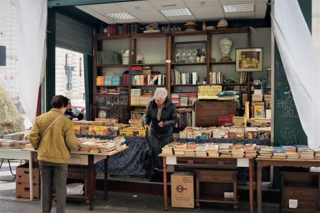 Bookseller in La Spezia