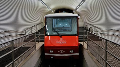 Bilbao's funicular