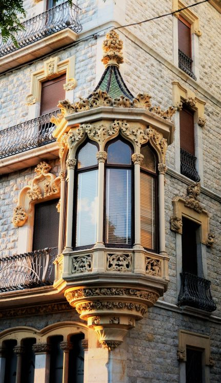 Architectural beauty in Tarragona