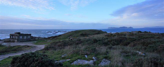 Along the coast, north of Viana