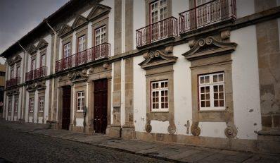 Palacio dos Viscondes de Carreira