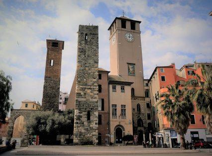 Torre de Brandale, Savona