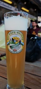 Refreshment in Munich