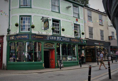 Finn McCool's, Falmouth